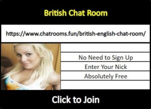 English Learning Chat Room With British