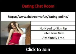 Dating Online Chat Room