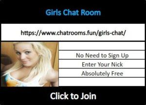 Girls Chat Room