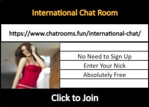 International Chat Room for Singles