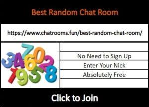 random chat room